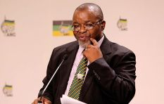 """I never apologised"" Gwede Mantashe"