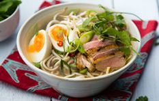 How to make exotically delicious roast duck ramen