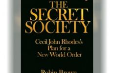 New book dissects Cecil John Rhodes' astonishing plans for a new world order