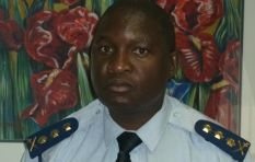 Zuma  announces new SA top cop Lesetja Mothiba