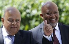 Mcebisi Jonas refuses to be drawn on rumours of Finance Ministry reshuffle.