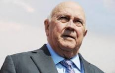 "FW De Klerk Boulevard: ""A joke and a farce"""