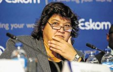 Lynne Brown tells Parliament she never consulted with Guptas or associates