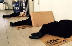 Conman turned MD signs up for #CEOSleepoutZA