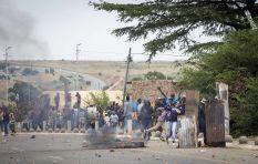 Police Minister Mbalula to visit Krugersdorp amidst violent resident protests