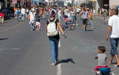 Open Streets returns to Cape Town this weekend