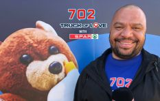 702 Truck of Love with Spar visits Vosloorus