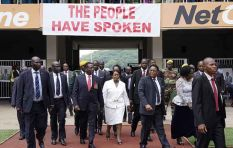 'We want to give Mnangagwa the benefit of the doubt'