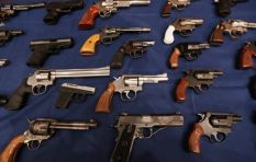 WC cops commended for tighter security on illegal weapons