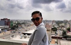 Nikiwe Bikitsha is in Cote d'Ivoire for Africa Connected