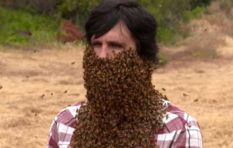 The Man With The Bee Beard
