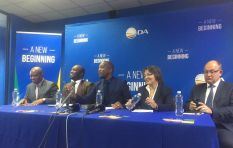 Much work needed to clean up major metros - Maimane