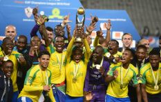 South Africans celebrate Mamelodi Sundowns  glory