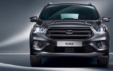Ford Kuga gains popularity in online searches