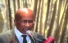 [WATCH] 93-year-old Rivonia trialist Andrew Mlangeni dishes out marital advice