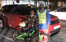 Happy ending after caller's heartfelt plea to help Manenberg boy with new bike