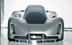 Get your motors running... a 3D-printed supercar