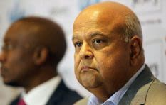 Bruce Whitfield one on one with Minister Pravin Gordhan on today's budget