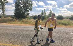 Inspirational tale of cancer surviving drug addict who became a marathon runner
