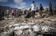 Imizamo Yethu fire victims begin rebuild after devastating blaze