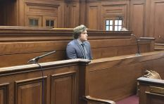 Van Breda will not testify in murder trial