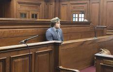 Van Breda will not testify in murder trial