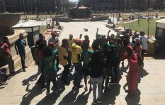 Deputy police minister heeds the call of TUT students