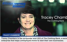 How Tracey Chambers is helping unemployed moms become entrepreneurs