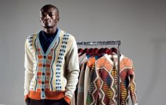 More to come from SA designer and Beyonce's fave, Laduma Ngxokolo