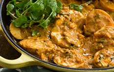 'There is almost nowhere you can get proper Durban curry in a posh setting'
