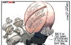 [CARTOON] A Bitter Pill for Zuma's Successor