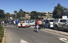 Police fire rubber bullets and stun grenades on protesting Huawei strikers