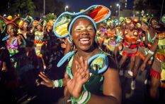 Cape Town Carnival takes to the streets to celebrate the city's richness