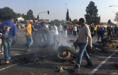Situation still tense at Ennerdale, police fire rubber bullets