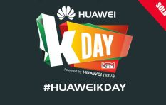 2017 #HuaweiKDay kicks off at  Meerendal Wine Estate