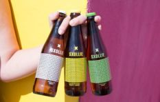 Proudly South African Sxollie cider is winning awards, conquering the world