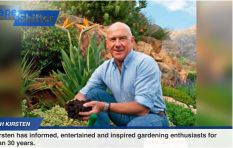 Meet Keith Kirsten, guru of gardening and world-renowned horticulturist