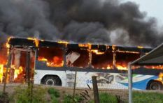 Transport MEC to meet with municipality after George buses torched in protest