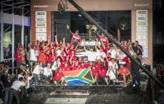 Three SA-built Toyotas in Top 10 of Dakar 2017