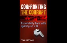 Speaking truth to power… Meet corruption buster Advocate Paul Hoffman