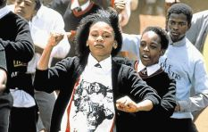 The return of Sarafina