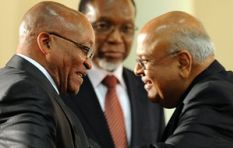 """Zuma's support is waning"""