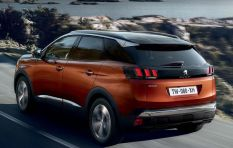 'Peugeot 3008's  ride quality is impeccable'
