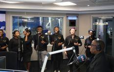 WATCH: Joyous Celebration uplifts listeners with harmonies on #702Unplugged