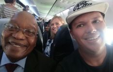 [LISTEN] 'Jacob Zuma didn't know you have to pay for food on the plane'