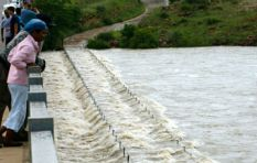 Vaal Dam levels increase by 5.2%