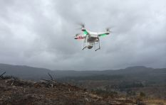 Listeners ask 'why not use drones to fight fire?' A drone expert answers…