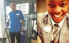 From Petrol Attendant to Lawyer - There's no stopping Lesego