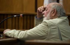 Barry Steenkamp would self-harm when he thought of his daughter's suffering