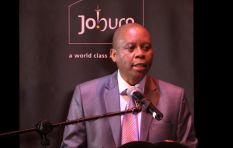 Mashaba speaks about 100 days in office and lawlessness hijacking Joburg CBD